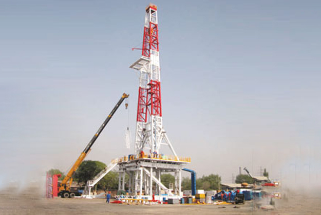 ZJ70/4500DB Land Drilling Rig
